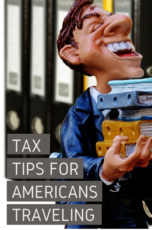 If you are outside of the country on April 15, the IRS will allow a 2-month extension to file your tax return and pay any tax due.