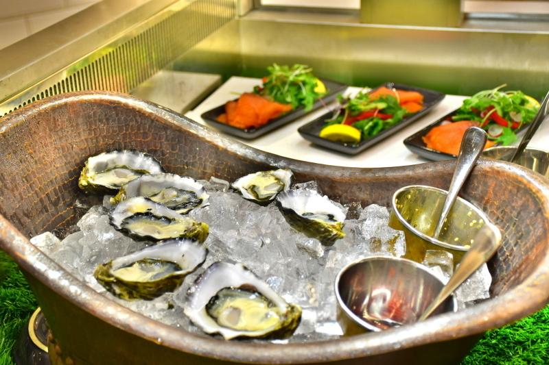 Tasmanian Oysters Spirit of Tasmania