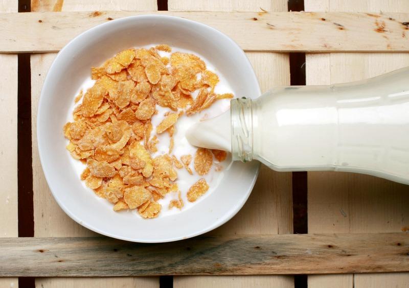 Cereal breakfast RF