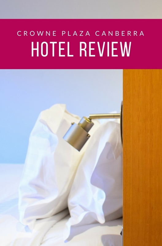 Crowne Plaza Canberra is a shining star in the portfolio of IHG properties.