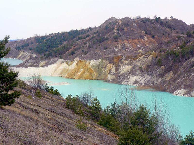 Volkovysk Chalk Quarries
