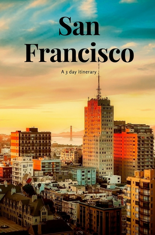 San Francisco is one of the most exciting cities in the U.S., and while there's plenty to do, it's absolutely possible to fit the highlights into 3 days.