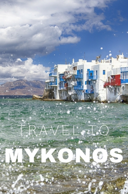 With its mix of party atmosphere and family-friendly amenities, Mykonos is a holiday destination that everyone can enjoy.