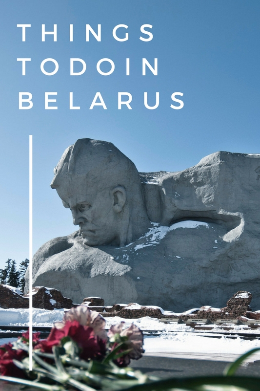 Very few tourists visit this part of the world, but honestly, they're missing out. Here are three places you need to visit in Belarus.