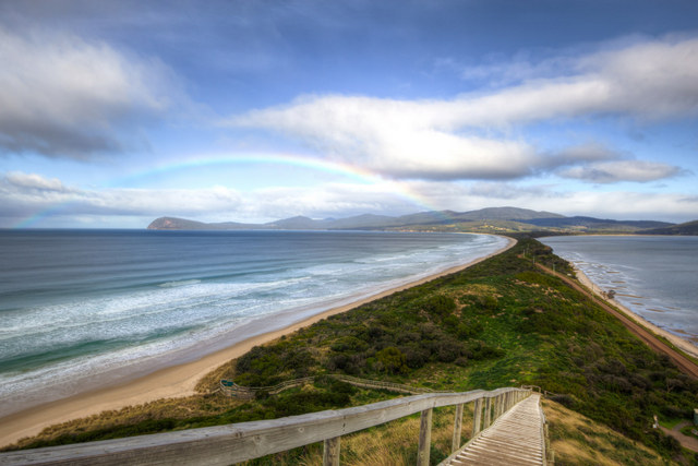 The Neck, Bruny Island - Tasmania