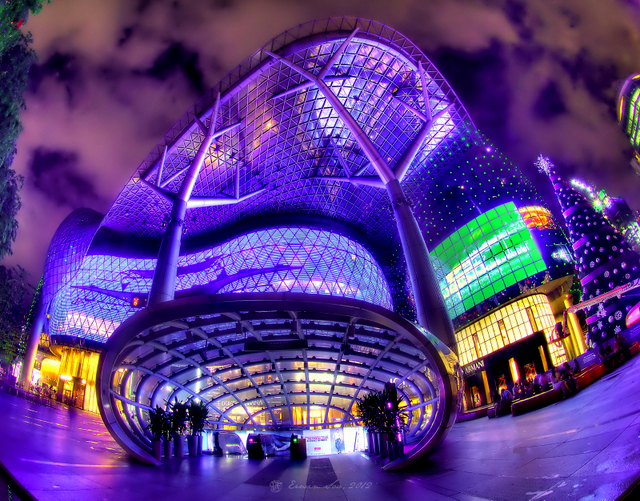 Singapore's Orchard Road has since become Asia's top shopping destination.