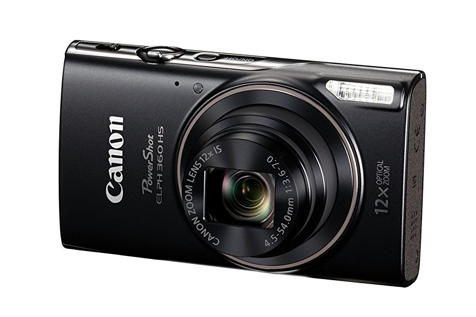 The Canon PowerShot ELPH 360 HS isn't a particularly new camera, but for it's price, it's such a great performer.