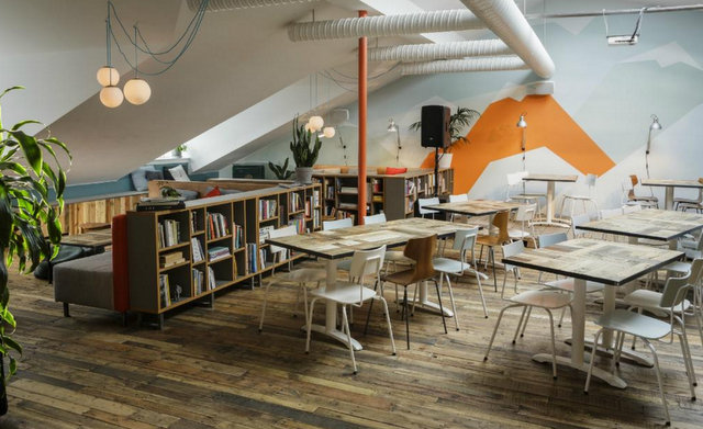The Loft Hostel is a great place to stay if you wish to explore Reykjavik.
