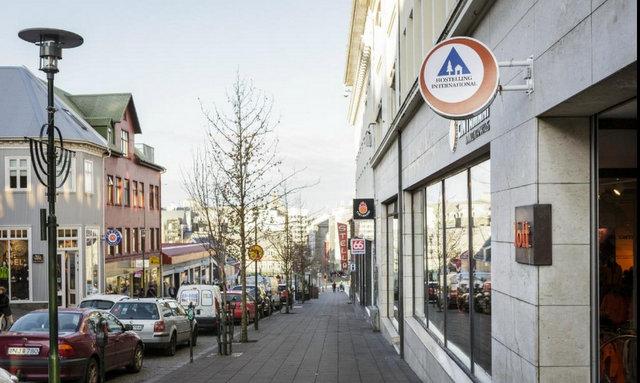The Loft Hostel is in one of the best locations in Reykjavík