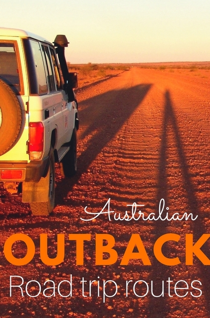 In order to explore the vastness of the continent's interiors, the best way is to embark on an outback journey and drive those rugged roads.