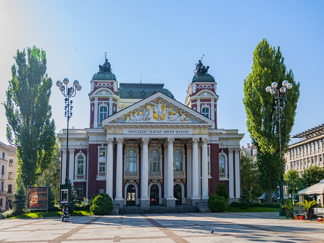 Bulgaria's oldest and most authoritative theatre and one of the important landmarks of Sofia.