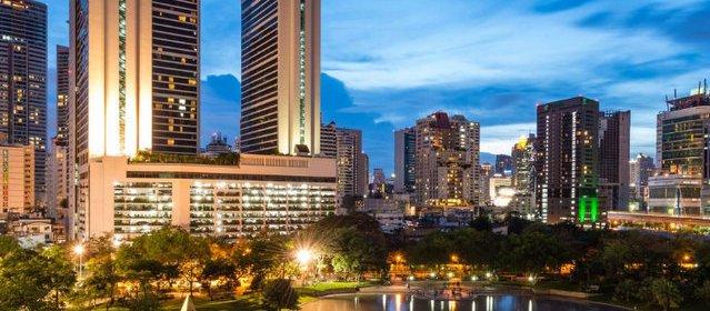 Bangkok Marriott Marquis Queen's Park Review