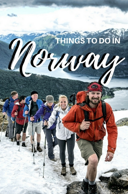 Rumors of the beauty of #Norway are spreading like wildfire, though what can a traveler actually do? The following are our 5 favorite choices.