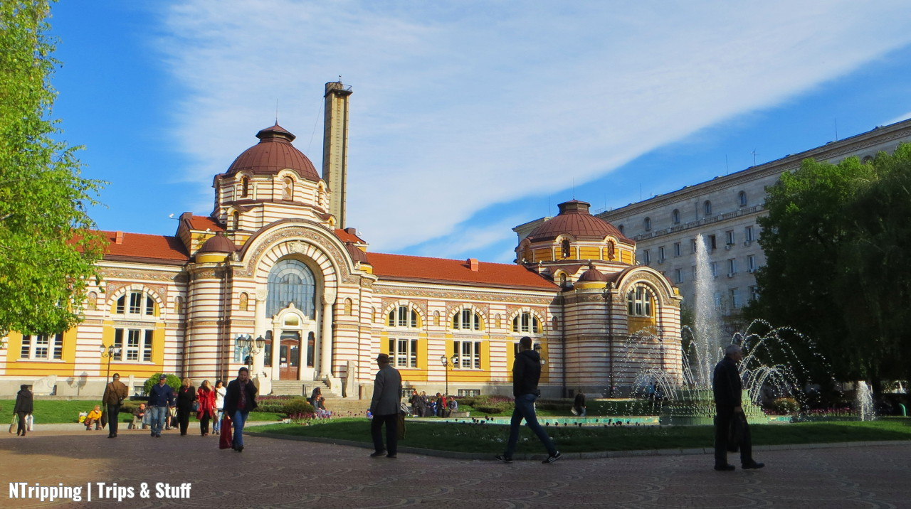 With over 7,000 years of history, Sofia is a place which should be on every history lover's map.