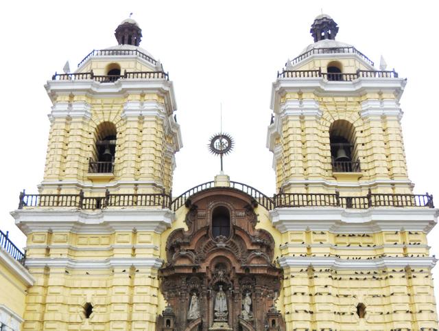 Monasterio de San Francisco Peru