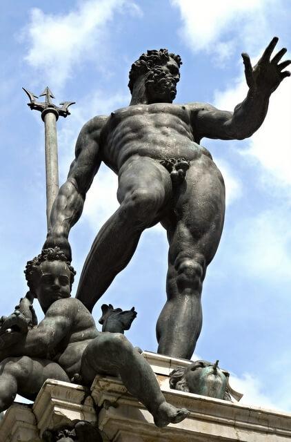 Fountain of Neptune Bologna