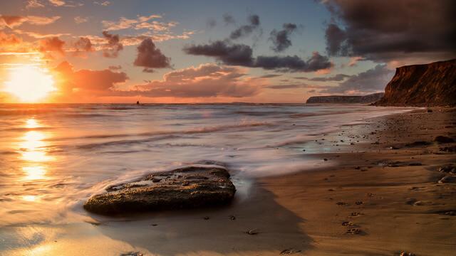 Brook Bay - Isle of Wight