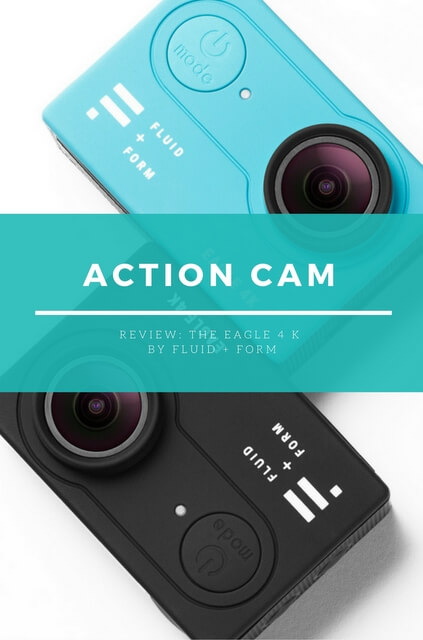 Fluid + Form action camera review