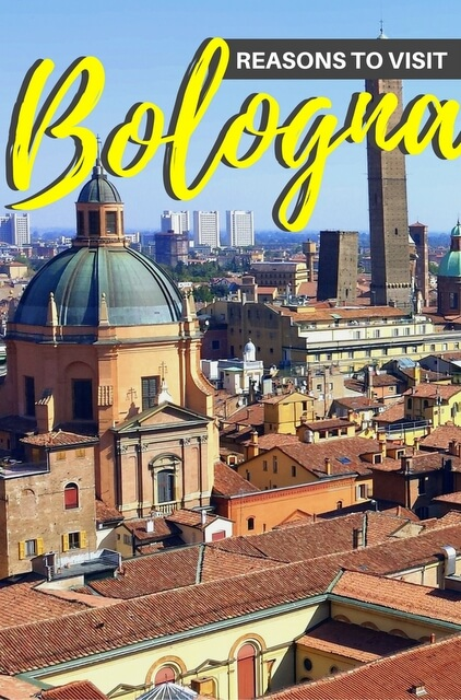 If you're looking to experience authentic Italy, here are 5 reasons to make Bologna your next Italian destination.