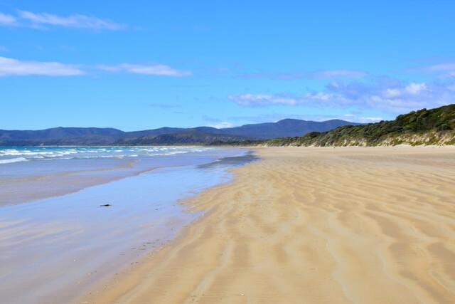Beaches in Australia are second to none.
