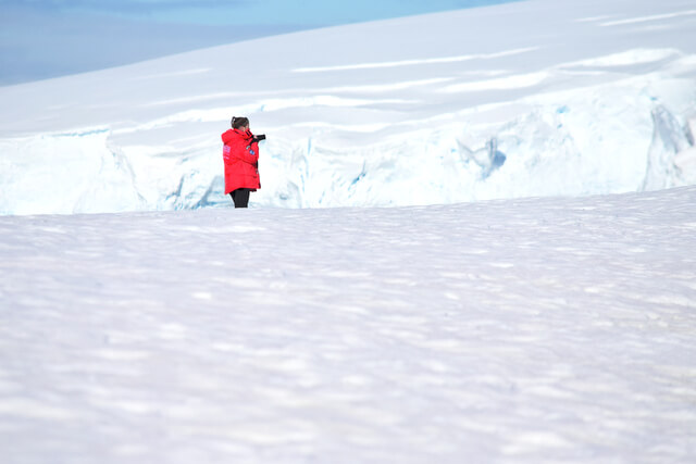 Summer in Antarctica