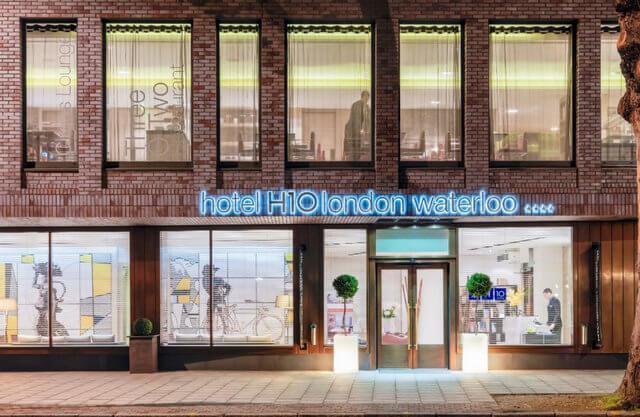 H10 London Waterloo: