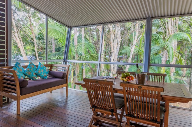 Angourie Rainforest Resort Yamba