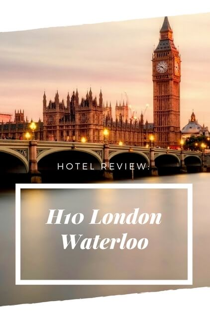 H London Waterloo Hotel Review - Epic photos taken from the rooftops offer a new perspective of london