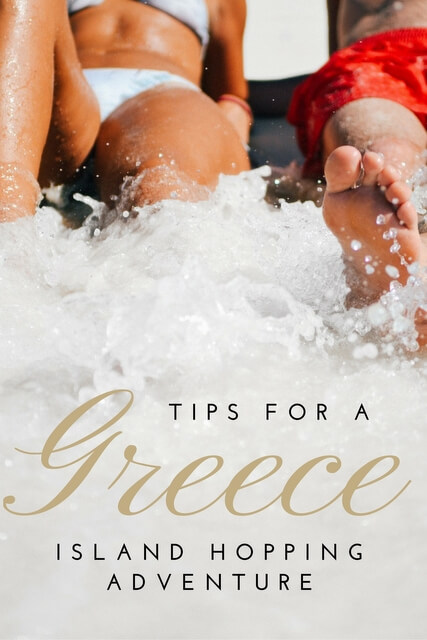 With 6,000 islands and islets scattered across the Aegean and Ionian Seas, island hopping is a popular way to experience Greece.