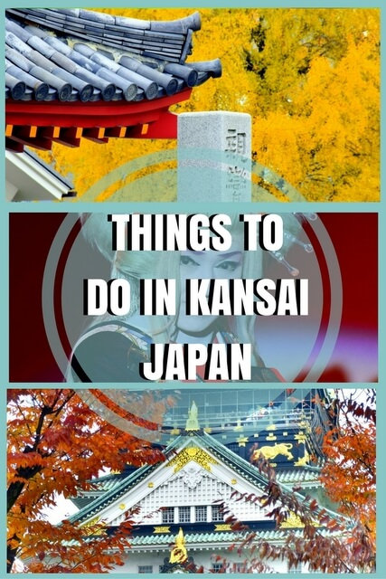 A hub of Japanese experiences and the perfect region to sample Japan's incredible diversity; no other region of #Japan offers as much variety as Kansai.