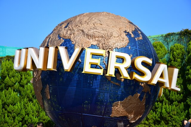 Universal Studios Japan is a stop in Kansai you shouldn't miss.