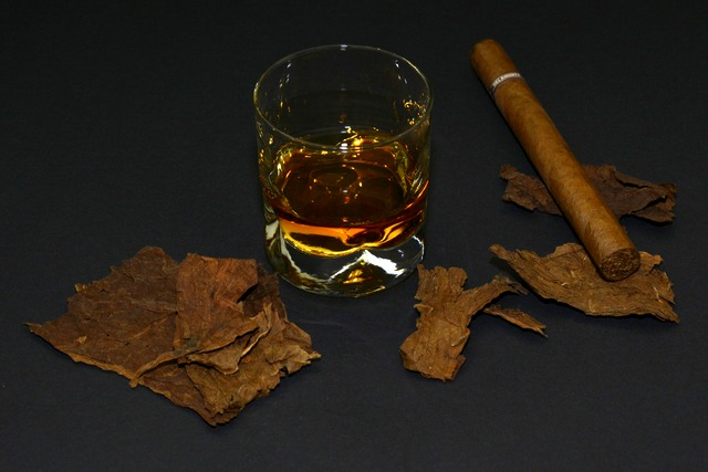 Rum and cigars RF