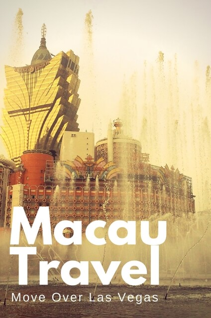 Macau has transformed itself remarkably from what was once a sleepy fishing port to a booming Asian tourist destination.