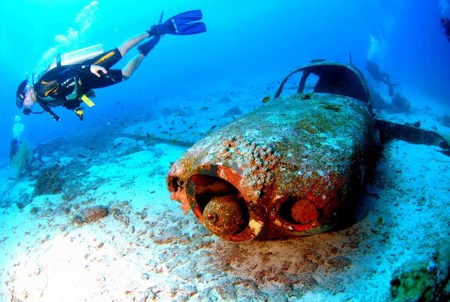 Diving Scuba RF