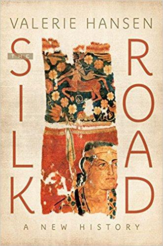 The silk road Amazon book