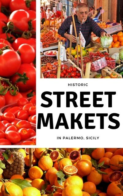 Street markets of Palermo