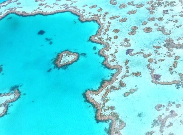 Great Barrier Reef Australia RF