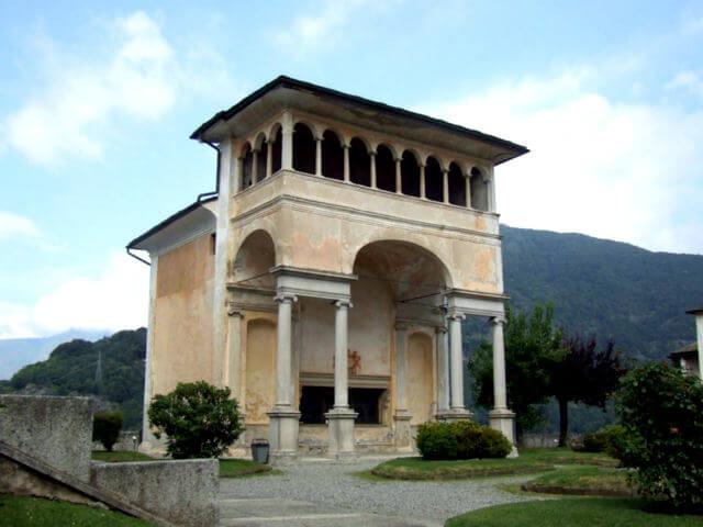 Santuario di Sacro Monte di Varallo