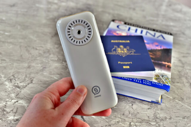MESAY 2.0 - a portable language translation device