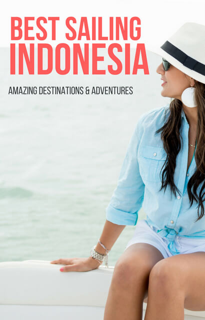 As far as Indonesia travel is concerned, one of the best ways to explore the 1800 islands is on a sailing adventure. Click through for Indonesia travel ideas.