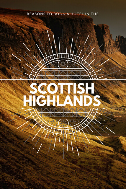 When it comes to Scottish Highlands travel, there are some definite perks to setting yourself up in a Scottish Highlands Hotel. Click through for details.