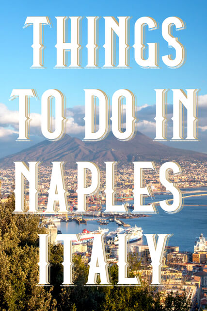 Check out this post for things to do in Naples, Italy. Everything from Naples pizza, to Pompeii and photography. Click pin through to article.