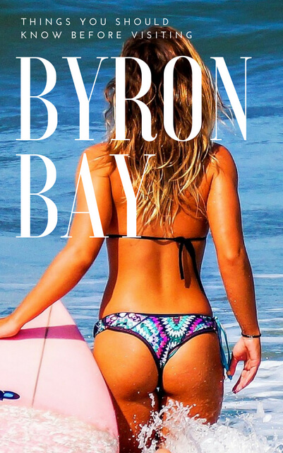 When it comes to Byron Bay Australia, there are plenty of things to do, like the beach, shops, life, lighthouse. But there are a couple of things you should know before you travel here. Click to read more.