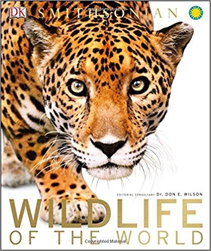 Wildlife book amazon