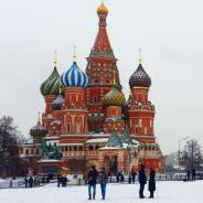 Discovering Moscow and Saint Petersburg via Russia's Highest Speed Railway