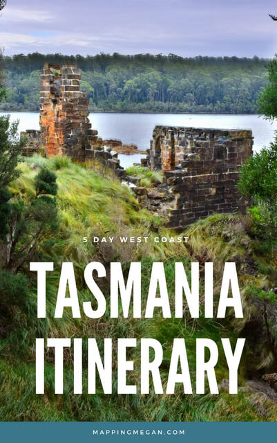 When it comes to Tasmania travel bucket lists, the West Coast should be right up there! One of Tasmania's most beautiful places, this is a 5 day itinerary for a West Tasmania road trip; things to do in Strahan Australia.