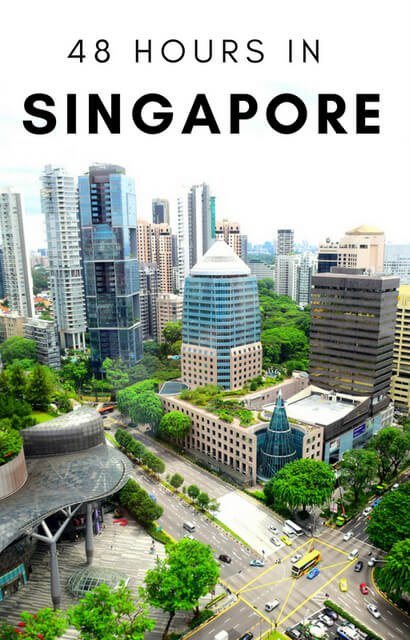 Check out these things to do in Singapore - this 48 hour itinerary is Singapore travel and Singapore photography at it's best!