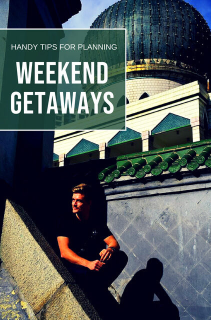 When planning a weekend getaway, these tips will help you - everything from packing your outfits to ideas for planning. Click through!