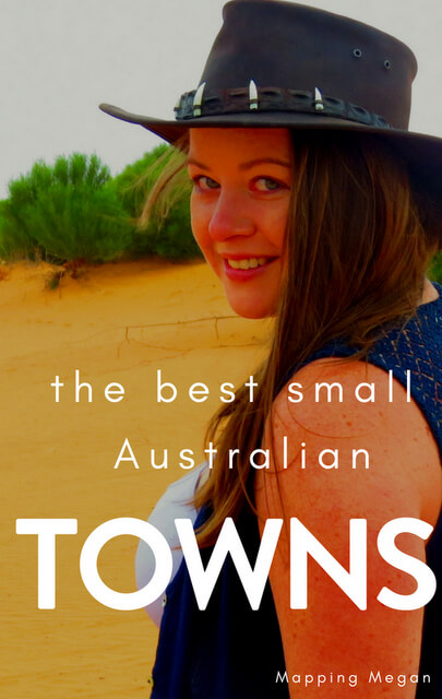 When it comes to travel through Australia, you should definitely add some of these small towns to your bucketlist!