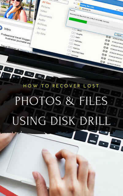 Find out how to recovery permanently deleted computer files, for free! It's so easy. Click pin through to post.